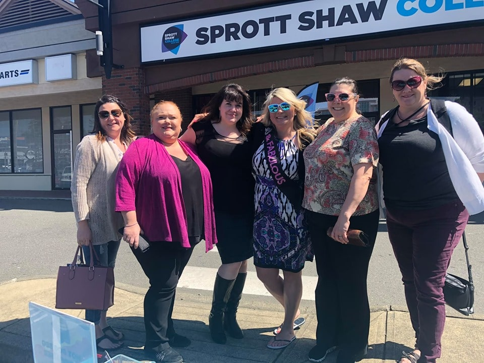 sprott shaw college nanaimo campus staff