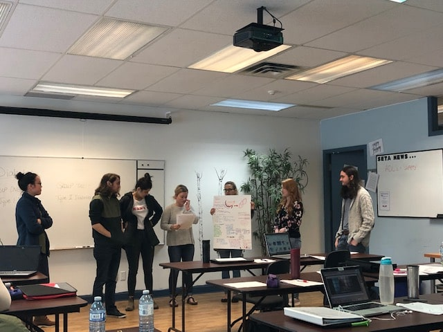 sprott shaw college chilliwack campus early childhood education students