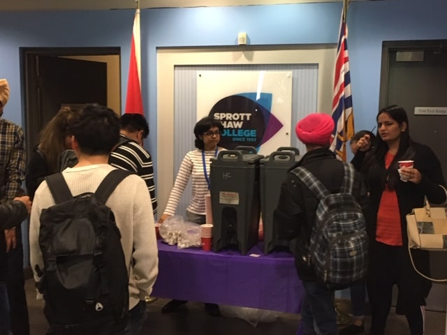 sprott shaw college pender campus students