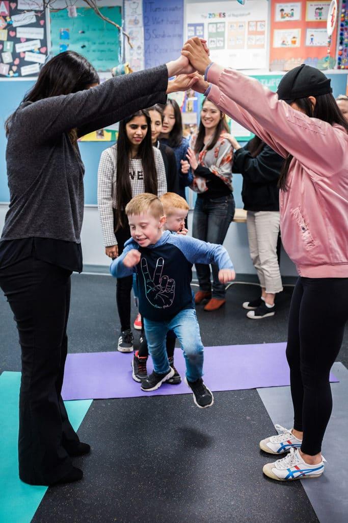 early childhood eduaction montessori program sprott shaw college