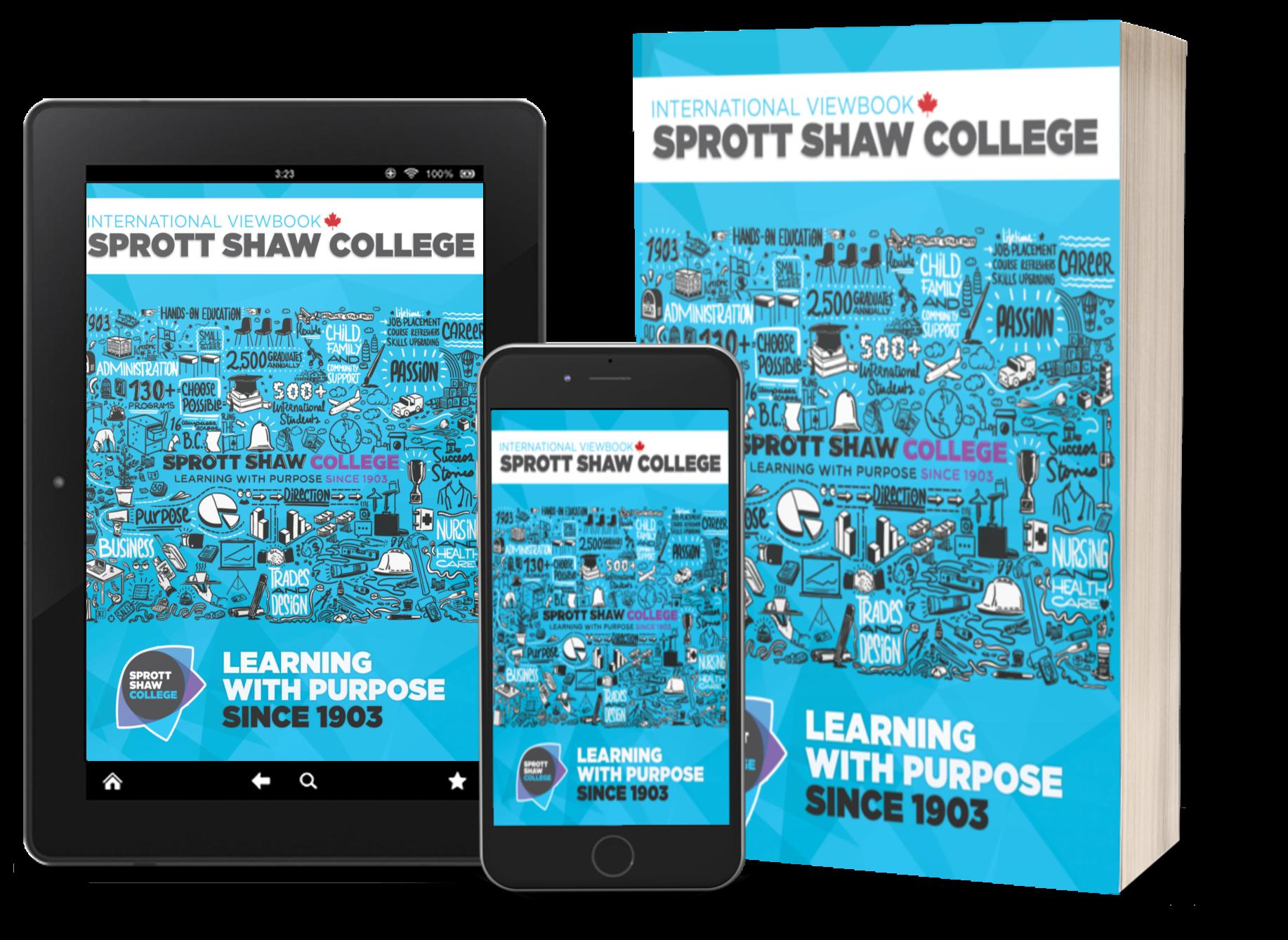 sprott shaw college international viewbook