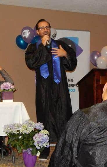 Peter ashworth sprott shaw valedictorian speech