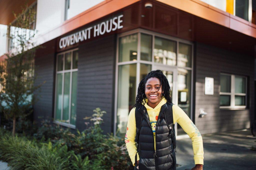 Sprott Shaw College/Covenant House Scholarship Program