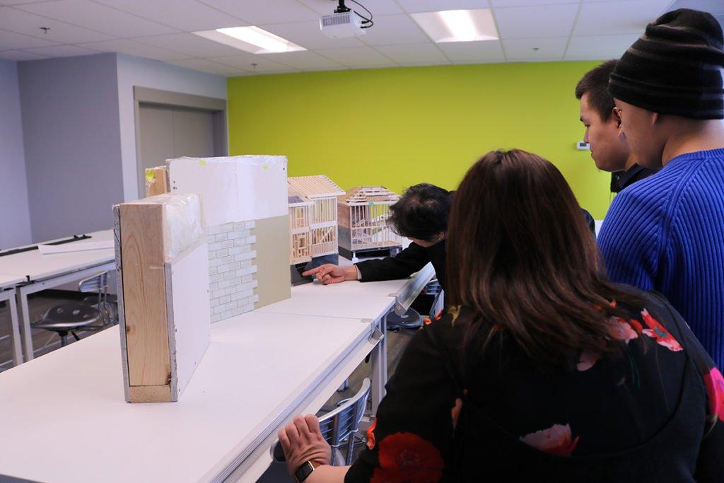 sustainable architectural design college program sprott shaw