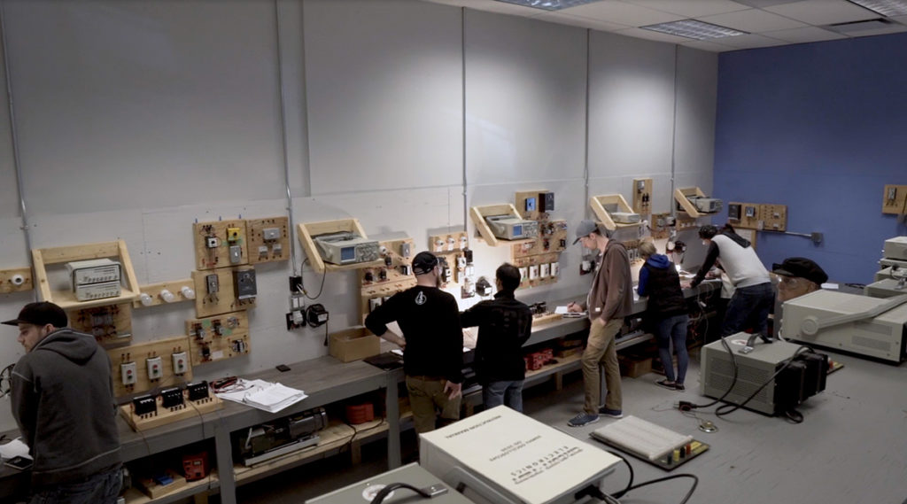 school of trades electrical foundations college program sprott shaw college