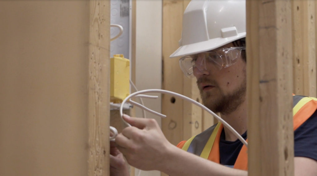 electrical trades program sprott shaw college school of trades