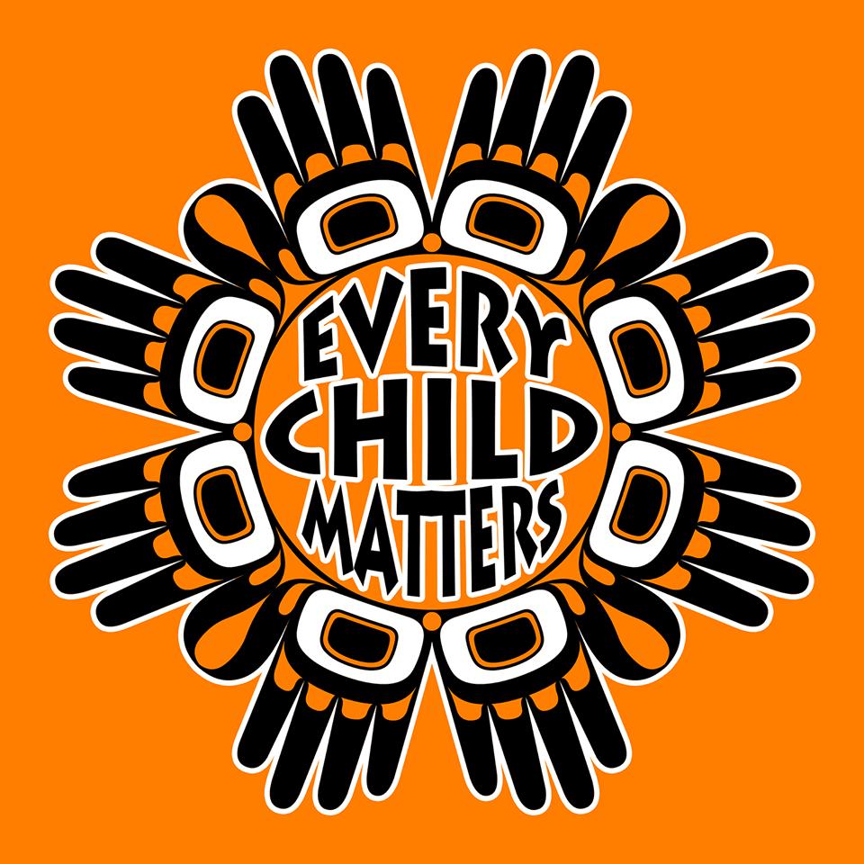 orange shirt day every child matters